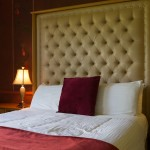 Bedroom at Glenavon Hotel Co Tyrone