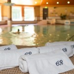 Swimming pool at Club riviera leisure facilities cookstown