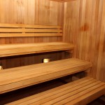 Sauna, Club Riviera Leisure Facilities, Cookstown