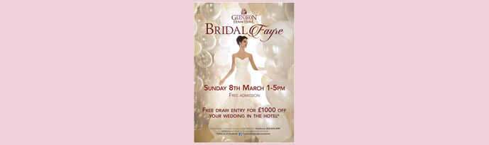 Glenavon House Hotel Bridal Fayre Competition