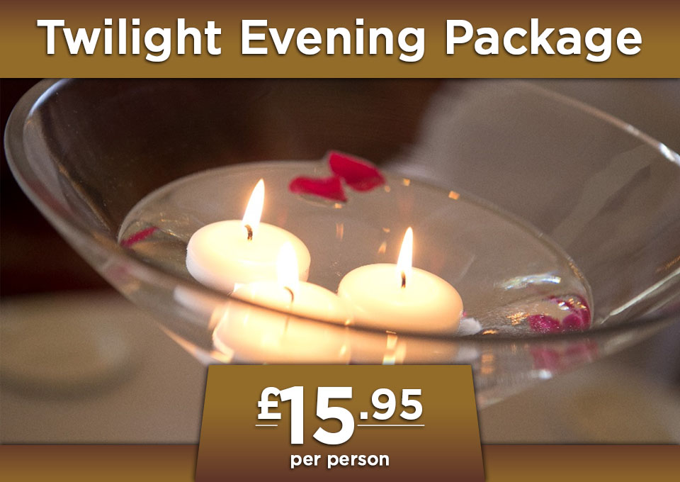 twilight evening package Glenavon Hopuse Hotel - Cookstown