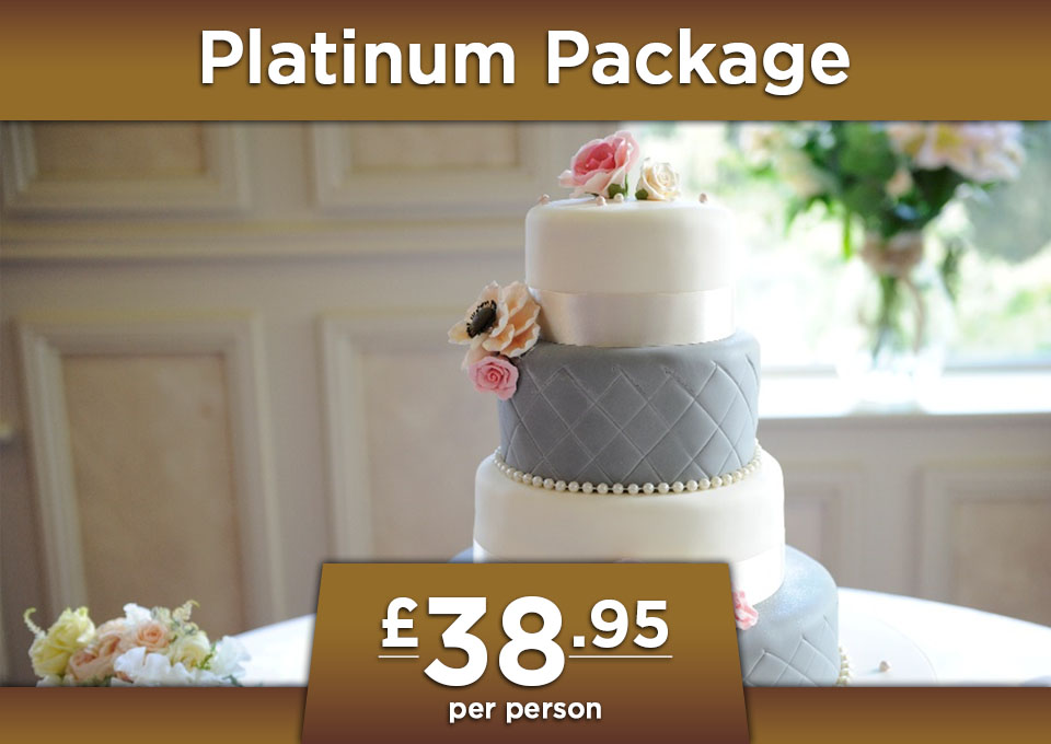 wedding platinum package at Glenavon House Hotel in Cookstown