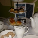 Afternoon Tea at Glenavon House Hotel, Cookstown