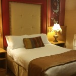 Bedrooms at Glenavon House Hotel