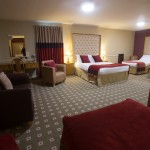 Family Rooms in Glenavon House Hotel