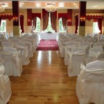 Civil Ceremony Set-Up Adair Suite