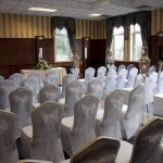 Wedding Reception Suites - Civil Ceremony Set-Up Clonavaddy Suite