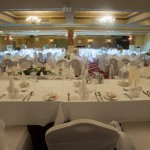 Top Table at Glenavon House Hotel