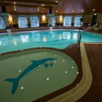 Club Riviera in Glenavon House Hotel, Cookstown Kids pool