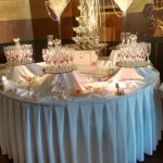 Wedding reception Suites - Pre Meal Drinks at Glenavon Hotel