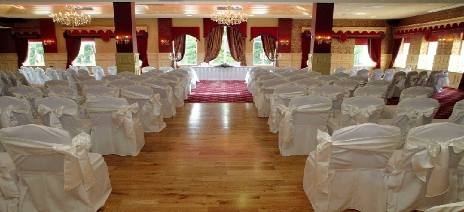 Weddings - Civil Ceremony in the Adair Suite