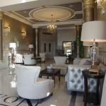 Seating in the Hotel Foyer