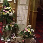 Wedding Seating Plan at Glenavon Hotel