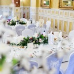 Wedding Reception Suites - Tyrone Suite Banqueting suite