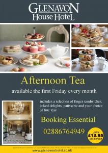 Afternoon Tea every month - Copy