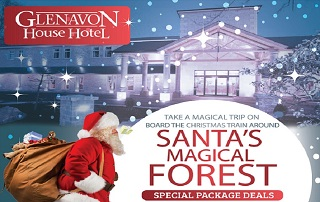 Santa's Magical Forest Package at Glenavon Hotel, Cookstown