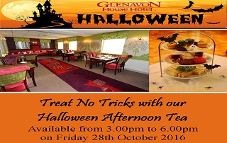 Afternoon Tea Halloween