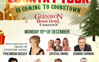Country Tour Cookstown Glenavon Hotel