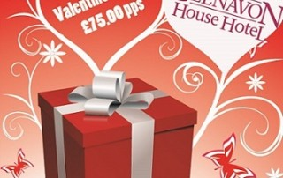 Valentines Day at Glenavon Hotel, Cookstown