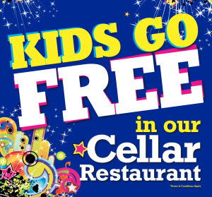 Dining Specials - Kids go Free