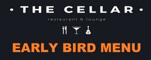 Dining Specials - Early Bird Menu