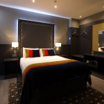 Double Bedroom at Glenavon Hotel